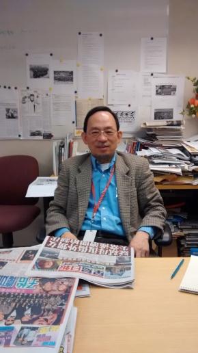 Mois du patrimoine asiatique: La presse chinoise à laUne